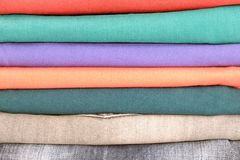 Colorful jeans Royalty Free Stock Images