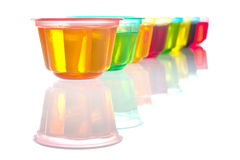 Colorful Jellies Stock Images