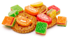 Colorful Jelly Stock Photo
