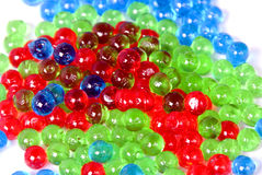 Colorful jelly balls. Colorful jelly balls closeup royalty free stock images