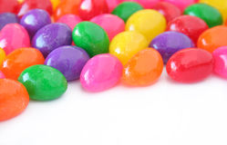 Colorful Jelly Beans Stock Image