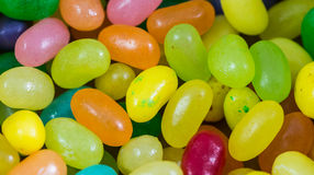 Colorful Jelly Beans Background Royalty Free Stock Image