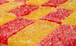 Colorful jelly candies Royalty Free Stock Photography