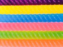 Colorful jelly Royalty Free Stock Photo