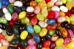 Colorful JellyBeans Royalty Free Stock Photography