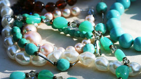 Colorful jewel Royalty Free Stock Images