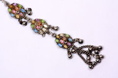 Colorful Jewelery Royalty Free Stock Images