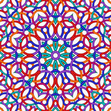Colorful Kaleidoscope Stock Image