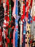Colorful Kimonos Royalty Free Stock Image