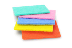 Kitchen Scourers Royalty Free Stock Photo