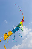 Colorful of kite Royalty Free Stock Image