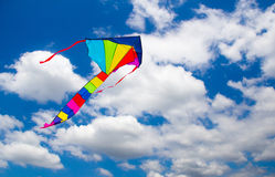 Colorful kite Royalty Free Stock Image