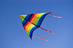 Colorful kite Stock Photos