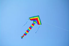 A colorful Kite Stock Images