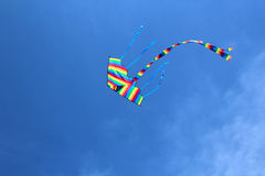 Colorful kite. Stock Photo