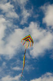 Colorful kite Stock Images
