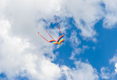 Colorful kite Stock Image