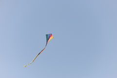 Colorful kite Royalty Free Stock Images