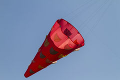 Colorful kites flying in the sky Royalty Free Stock Photography