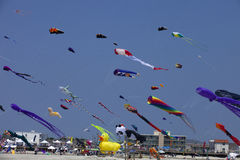 Colorful Kites Royalty Free Stock Photo