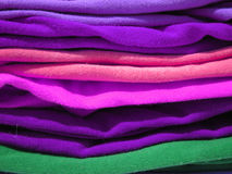 Colorful knits Royalty Free Stock Images