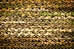 Colorful knitted fabric texture, for abstract background Royalty Free Stock Photo