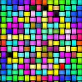 Colorful knitted texture Royalty Free Stock Image