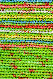 Colorful knitting background Stock Photos