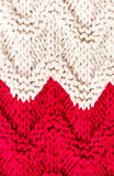 Colorful knitting background texture. Knit woolen Fabric textile Royalty Free Stock Photos