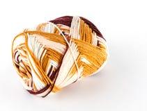 Colorful knitting yarn Stock Photos