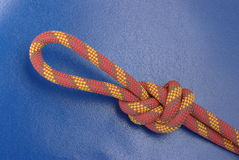 Colorful knot Royalty Free Stock Images