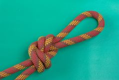 Colorful knot Stock Photography