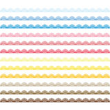 Colorful Lace Border. The vector for Colorful Lace Border Royalty Free Stock Photo