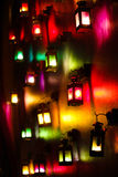 Colorful lamp Royalty Free Stock Photography
