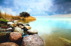 Colorful landscape Royalty Free Stock Photography
