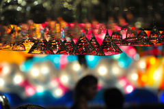 Colorful lanterns Stock Photo