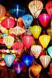 Colorful lanterns Royalty Free Stock Image