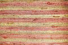 Colorful laos silk handcraft peruvian style rug surface old vintage torn conservation Made from natural materials Chemical free cl stock image