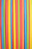 Vibrant rubber vertical pattern Royalty Free Stock Images