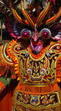 Colorful Latino Festival Costume stock photography