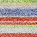 Colorful Layers of Carpet Texture Stock Image