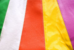 Colorful leather Royalty Free Stock Images