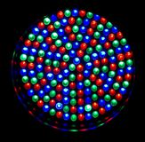 Colorful LED Stock Images