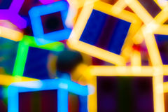 Colorful LED Light Royalty Free Stock Photos