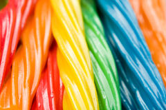 Colorful Licorice Stock Photo