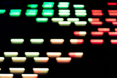 Colorful of light blur background Royalty Free Stock Photo
