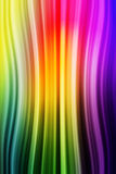 Colorful Light Fibres Royalty Free Stock Images