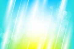 Colorful light gradient background Stock Images