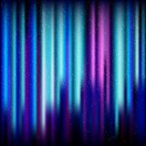 Colorful light rays background, abstract blue magic burst. Colorful light rays background, vector abstract blue magic burst Vector Illustration