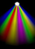 Colorful light Royalty Free Stock Photo